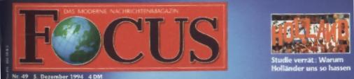 'Nachrichtenmagazin'